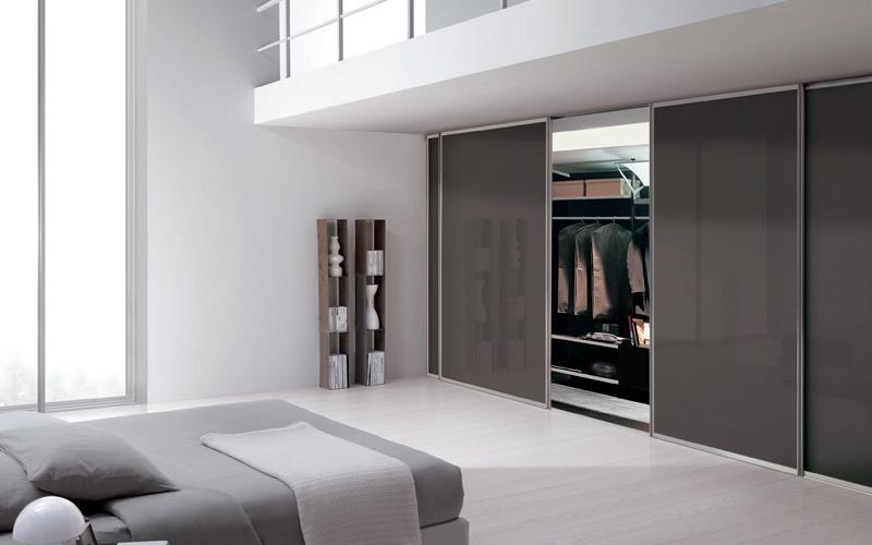 Porte e scale per interni vallo della lucania cilento - Ante per cabina armadio ...