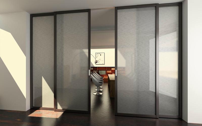 Porte e scale per interni vallo della lucania cilento - Pareti divisorie in vetro per interni casa prezzi ...