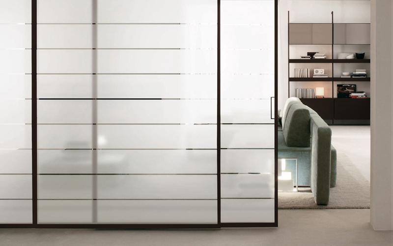 Divisori per pareti pareti divisorie scorrevoli per - Pareti divisorie mobili per abitazioni ...