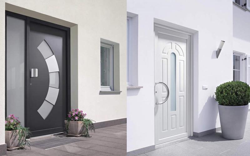 Porte e scale per interni vallo della lucania cilento salerno pronto porte srl - Porte per ingresso casa ...