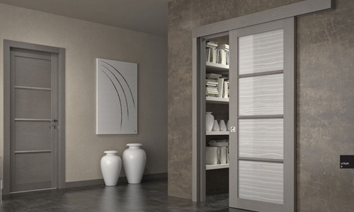Porta scorrevole a parete termosifoni in ghisa scheda tecnica - Aprire finestra muro esterno ...